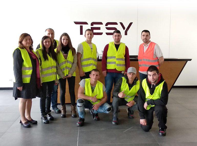 Стипендиантска програма – Възпитаниците на TESY.