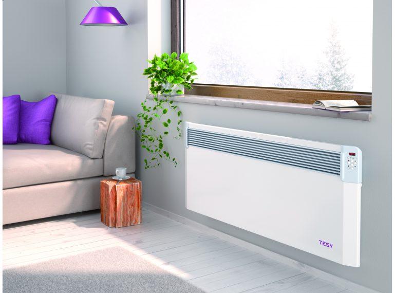 Топлина за дома с умните енергийно ефективните решения на TESY