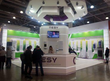 Тази година ние от TESY сме част от 23-тото издание на Международното изложение за битово и промишлено отопление, инженерни и водопроводни системи, климатизация, оборудване за басейни, сауни и бани Aquatherm Москва 2019, което се провежда от 12 до 15 февруари. Там за първи път представяме BelliSlimo – най-съвременното допълнение към електрическите бойлери от фамилия TESY […]