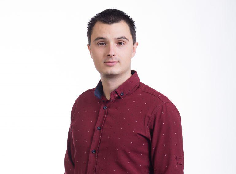 """Интервю с Кирил Славов – инженер-конструктор в отдел """"Изследване и развитие"""" в TESY"""